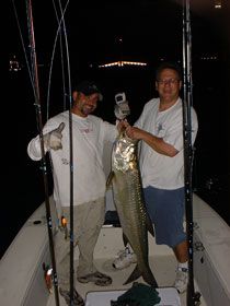 miami biscayne fishing guide night fishing snook tarpon trout bonefish permit miami snook fishing miami fishing